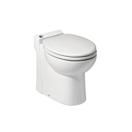 Sfa® Sanita C/Triturador Integrado Dual Flush Sanicompact C4