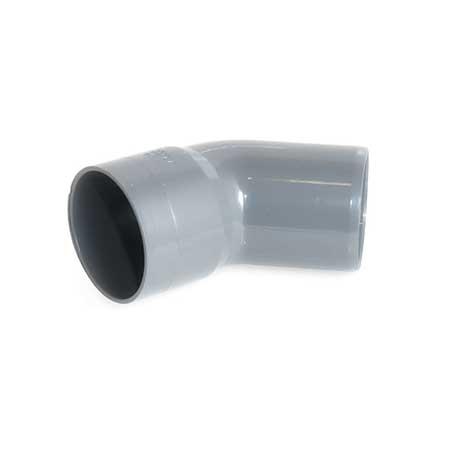 Curva PVC 45º Uni