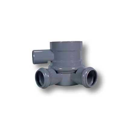 Sifão Copo PVC Orientável