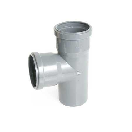 Tê PVC Din Saneamento