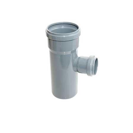 Tê Redução PVC Din Saneamento