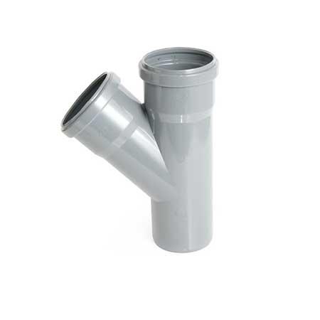 Forquilha PVC Din Saneamento