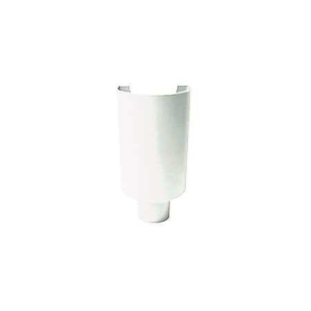 Capitel PVC Rolo Branco
