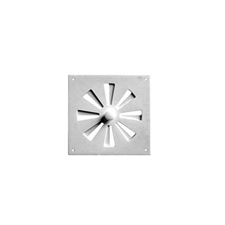 Ventilador Plástico Rotativo