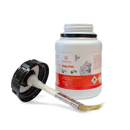 Proteu® Cola PVC c/ Pincel 1/4 Litro