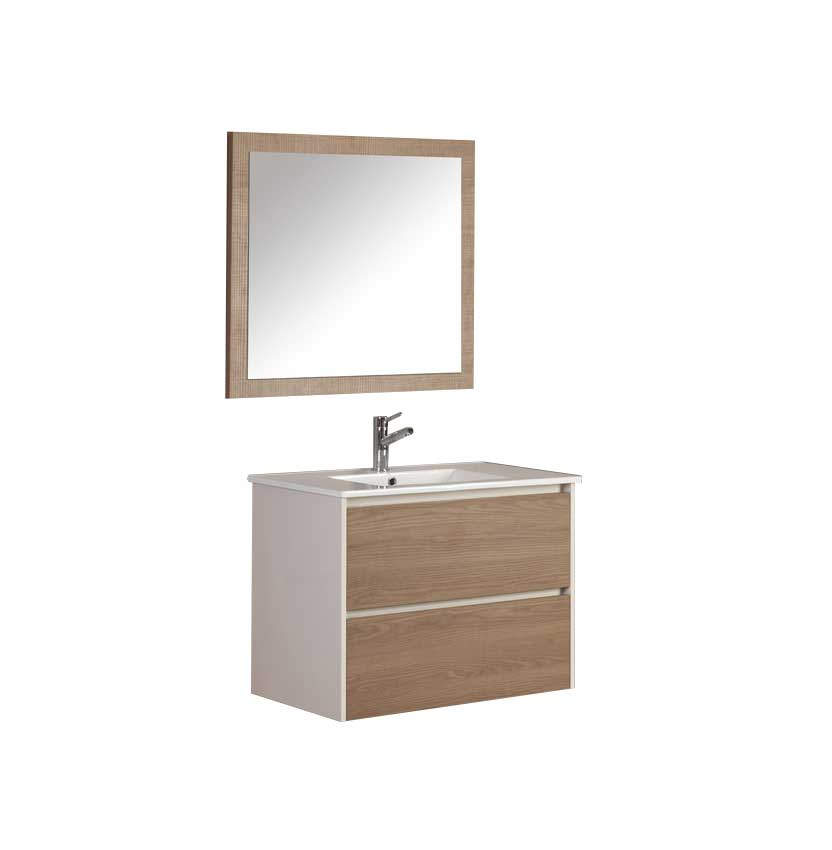 Proteu® Móvel, Espelho e Lavatório Korman