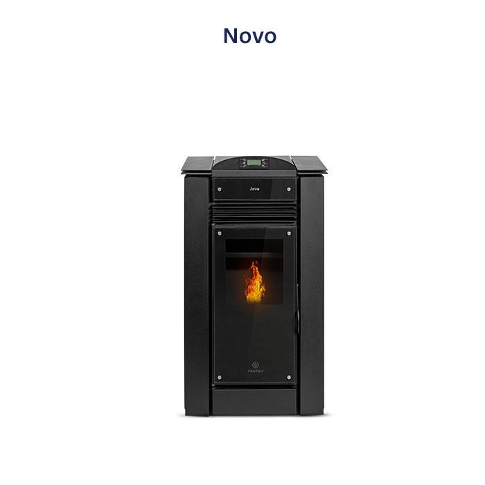 Proteu® Java Salamandra de Pellets a água c/ ventilação