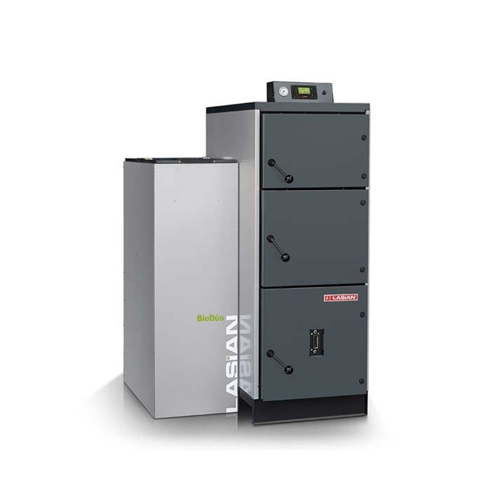Biodúo Compact Caldeira Biomassa