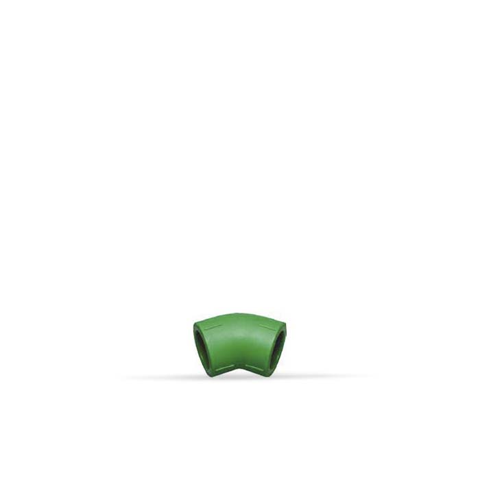 PPR-Verde* Joelho 45º
