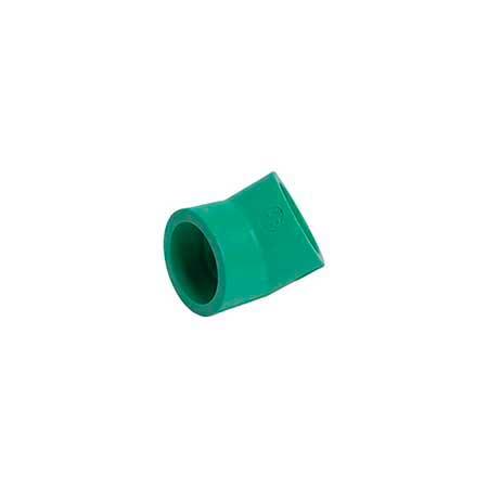 Heli® PP-R  Verde Joelho 45º