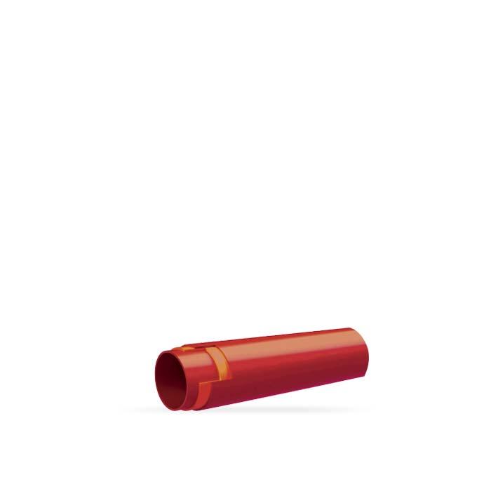 Heli® Red Fire PP-R Tubo Barra SDR11