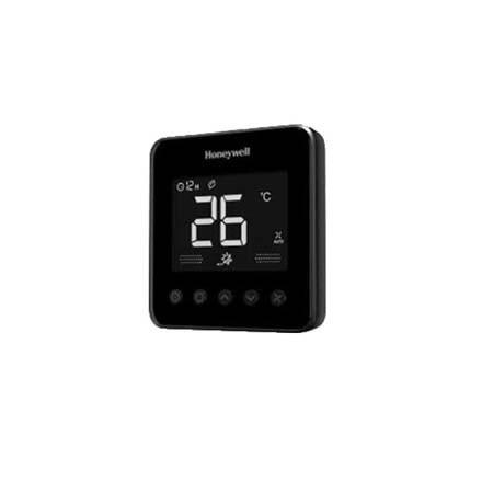 Controlador P/Fan-Coil 2/4 Tubos LCD Preto TF428