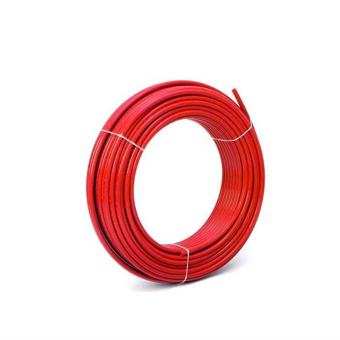 Tubo Pert Piso Radiante Vermelho c/Barreira Oxigénio