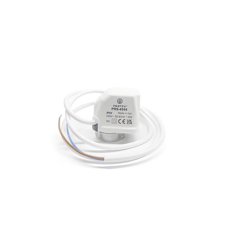Cabeça Eletrotérmica  230 Vlts 2 Fios P/Coletor Inox