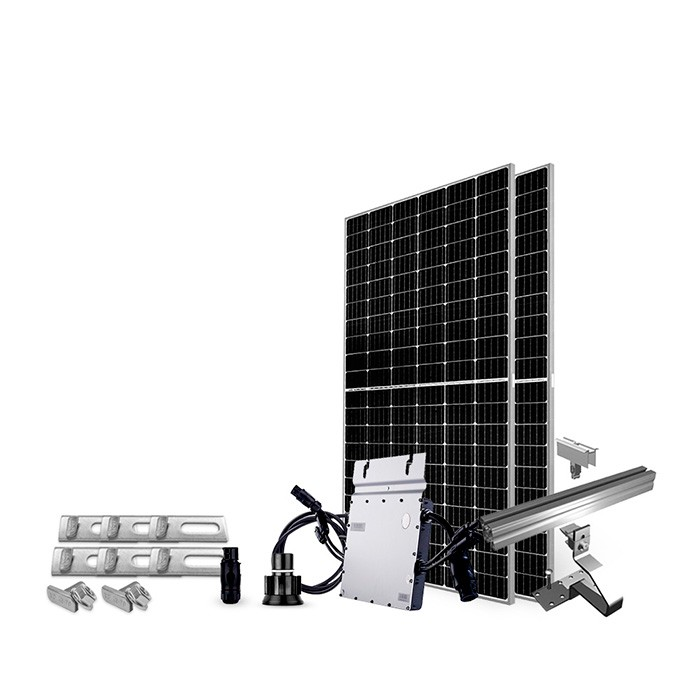Proteu® Kit Fotovoltaico c/Microinversor 750W