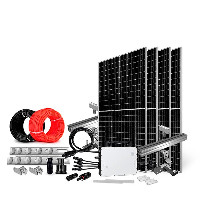Proteu® Kit Fotovoltaico c/Microinversor 1500W