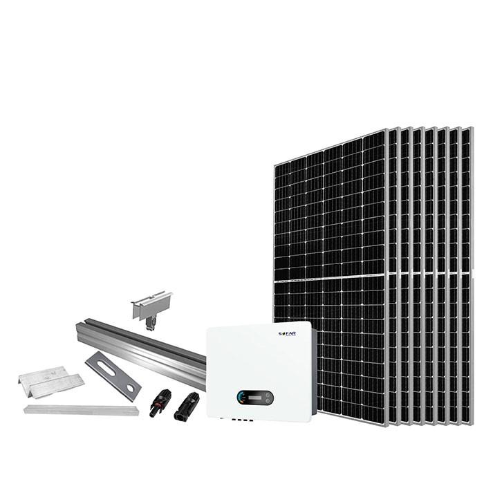 Proteu® Kit Fotovoltaico T.Inclinado 6 Paineis Autoconsumo