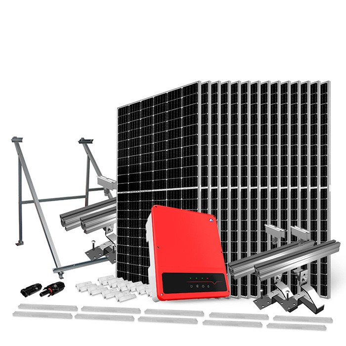 Proteu® Kit Fotovoltaico c/Inversor Trifásico 5000W