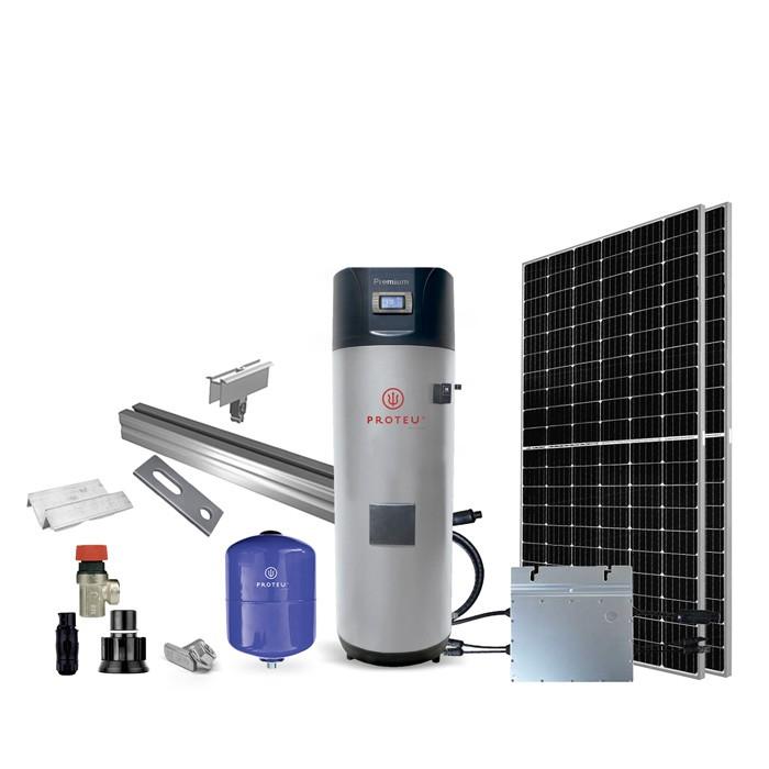 Proteu® Kit Fotovoltaico Autoconsumo c/Inversor