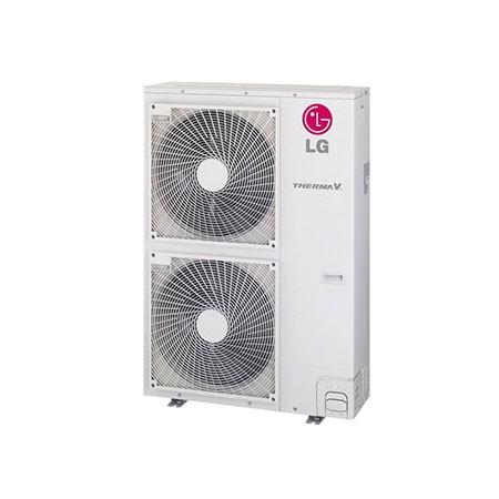 LG® Therma V Bomba de Calor de Alta Temperatura HU161H - Spl