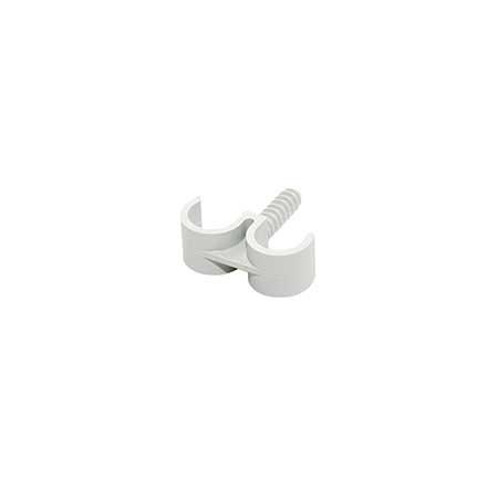 Heli* Abraçadeira Fix - Ring Dupla Branca