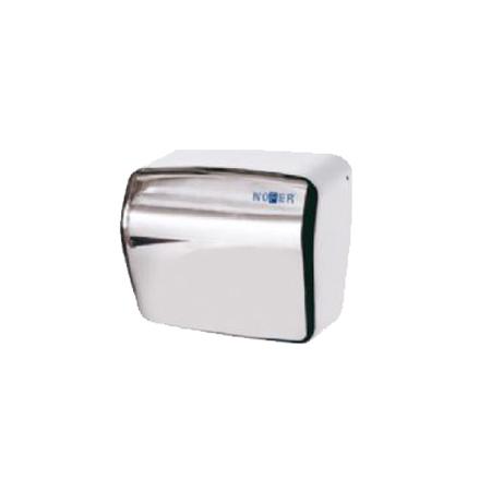 Secador de Mãos Kai Aço Inox Brilhante