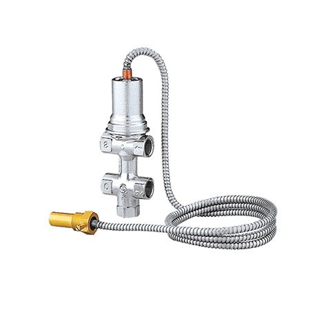 544* Válvula. Segurança Térmica C/ Reposição Automática