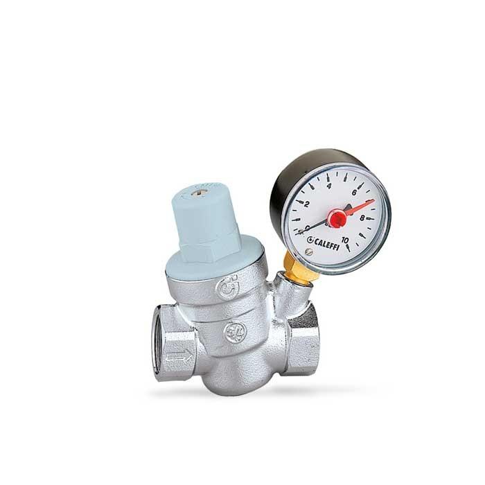 5332* Válvula Redutora Pressão Inclinada c/Ligação Manómetro
