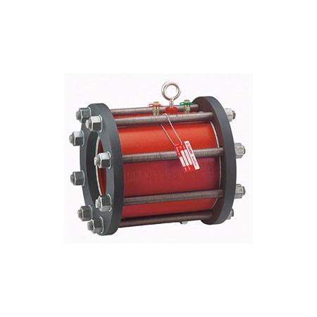 103* Estabilizador automático de caudal C/cartucho em aço in