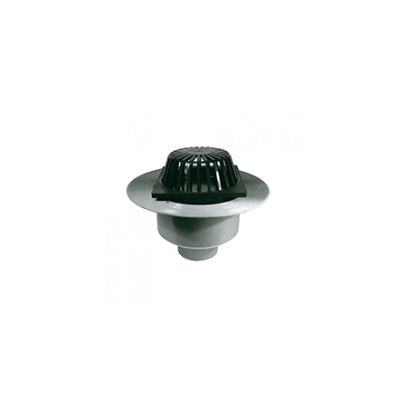 Jimten® S-168 Caixa Sif. Saída Vertical Macho Colar Grelha A
