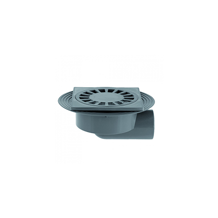 Jimten® S-248 Caixa Sifonada Vertical  Inox