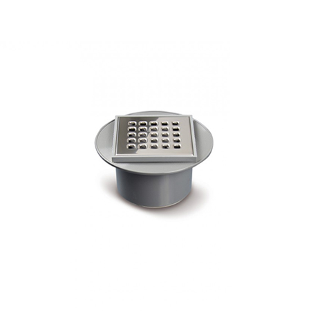 Jimten® S-150 Caixa Sifónica Inox Extensível Vertical 105 x