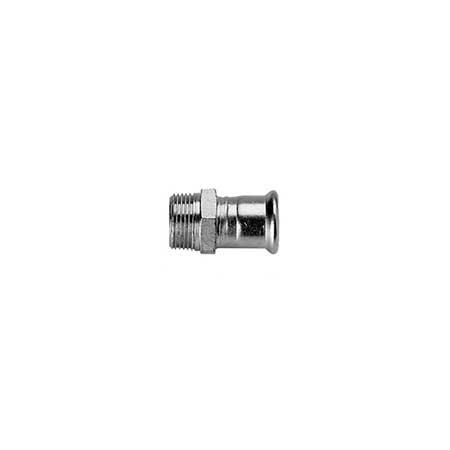 Casquilho Inox Press 316 L R/M