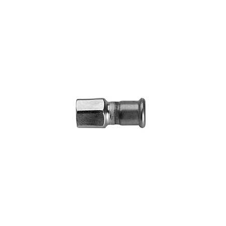 Casquilho Inox Press 316 L R/F