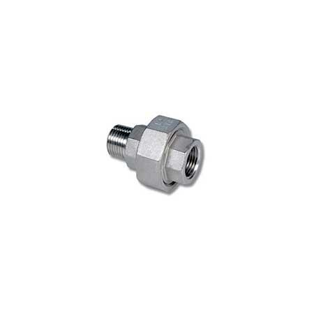 Junção S/C Aco Inox Aisi 316 M/F