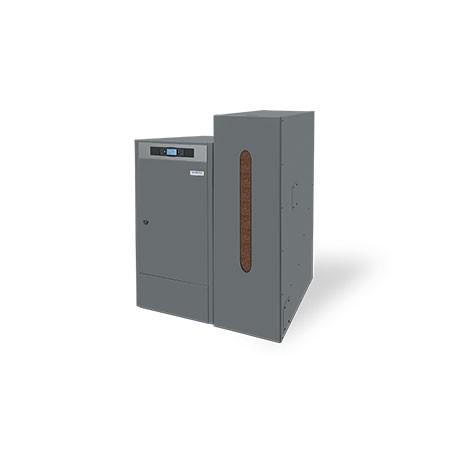 Domusa® Caldeira Bioclass c/Depósito 142kg