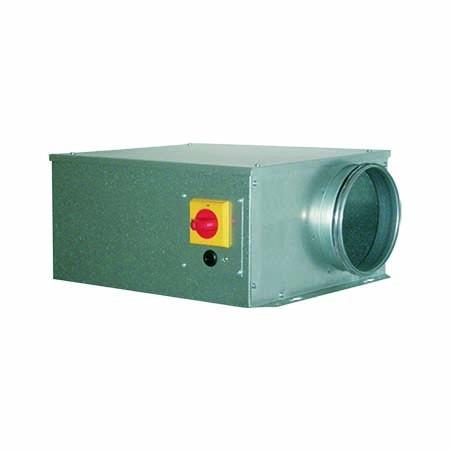 Caixa Ventilação Auto-Regulavel Sibercrit BC