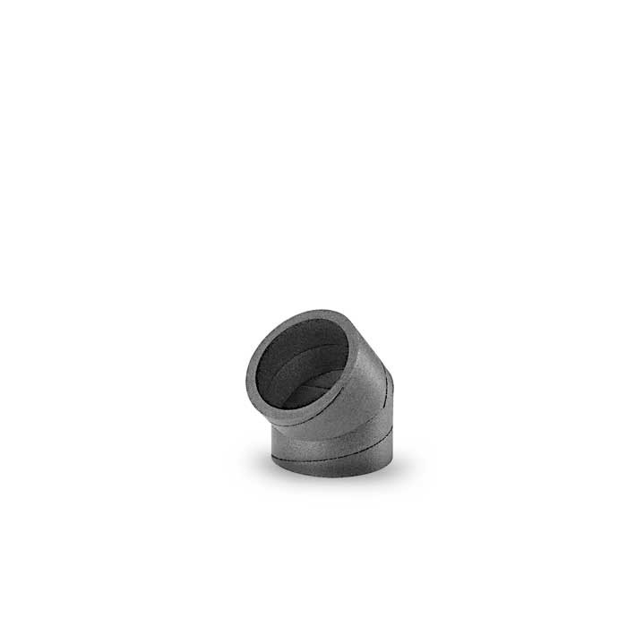 Air Isolante - Curva Isolada 45º