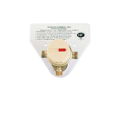 Inversor Gás Automático Clesse 155C 6Kg/1.5 Bar