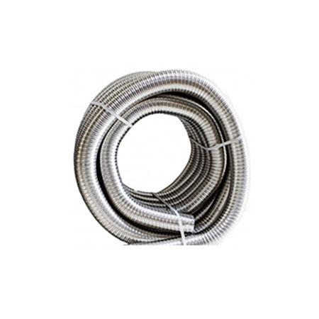 Proteu® Rolo (10 m) Inox Flexível Parede Simples