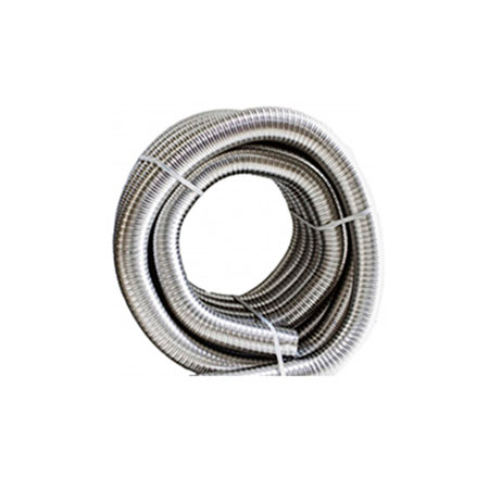 Proteu® Rolo (20 m) Inox Flexível Parede Simples