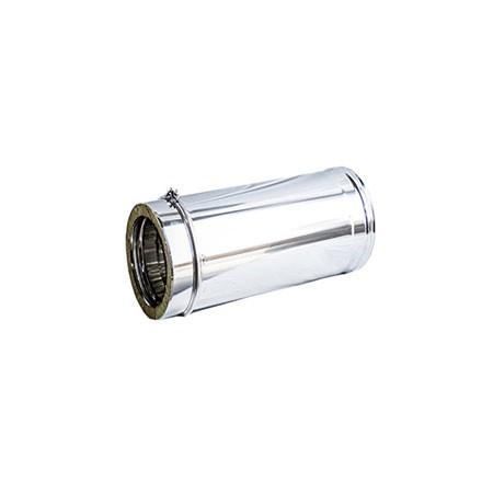 Tubo 500 Inox Parede Dupla